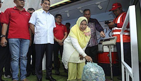 Rakyat Malaysia Tidak Tahu Urus Sampah