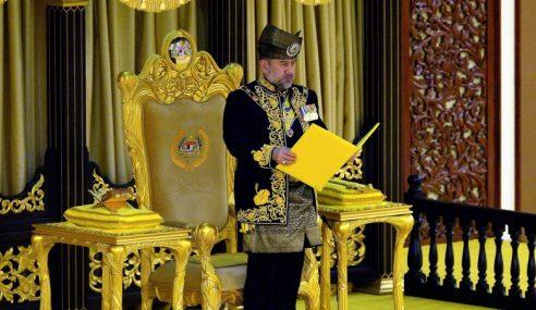 Kronologi Sultan Muhammad V Selaku Yang Di-Pertuan Agong