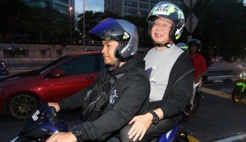 Kit Siang Patut Jadi 'Menteri Hal Ehwal Najib'