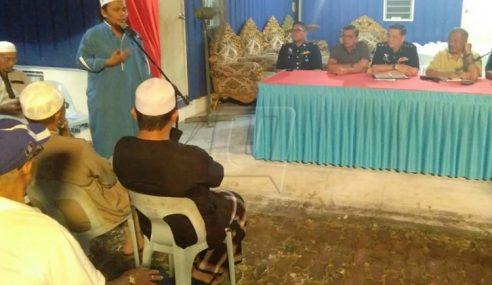 Pengerusi Masjid Kesal Digelar Pembunuh Anjing