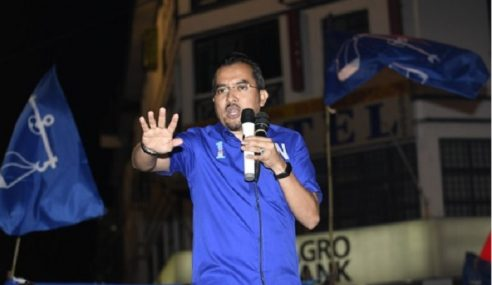 Sindir Mahathir Lebih Bijak Banding Kit Siang