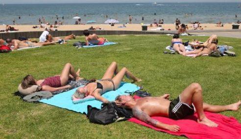 Selatan Australia Pecah Rekod Suhu Paling Panas