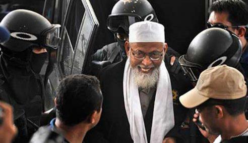 Australia Desak Indonesia Biarkan Bashir Di Penjara
