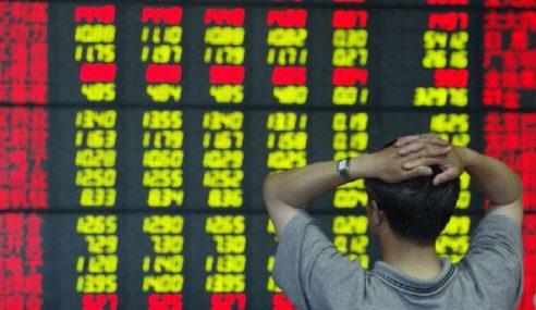 Bursa Malaysia Terus Menyusut