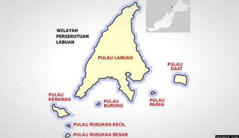 17 Penumpang Bot Laju Terkandas Di Pulau Daat