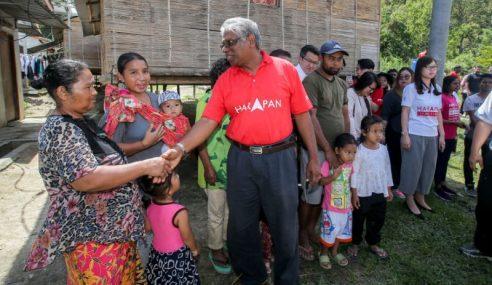 Tak Salah Beri Wang Kepada Sukarelawan – Manogaran