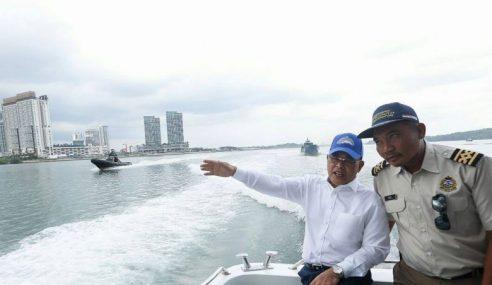 """""""Saya Tak Berniat Buat Provokasi"""" – MB Johor"""