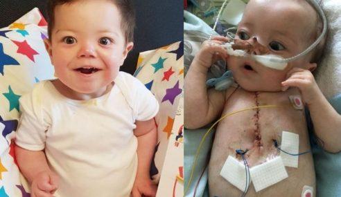 25 Serangan Jantung Sehari, Bayi Pulih 17 Kali Dibedah