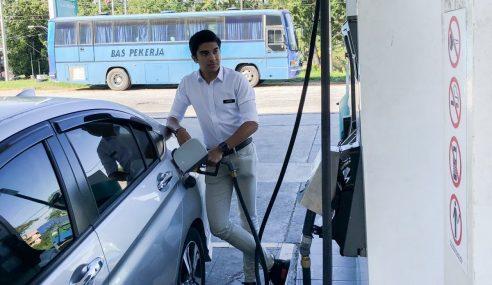 Petronas Kritik Aksi Syed Saddiq Bergambar