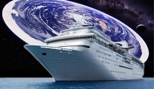 Mahu Berlayar Pada 2020 Buktikan Teori Bumi Mendatar