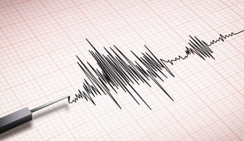 Gempa Bumi Gegar Maluku Utara