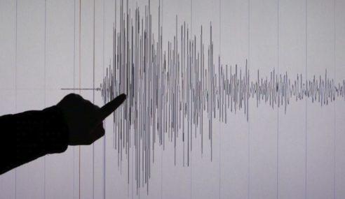 Gempa Bumi Kuat Gegar Barat Daya Maluku