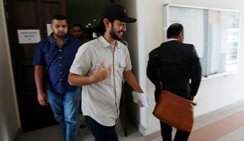 Perbicaraan Farid Kamil Ditangguhkan Lagi