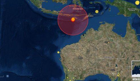 Gempa 6.7 Magnitud Gegar Tengah Indonesia