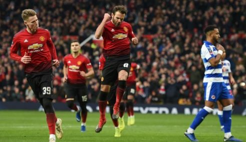 Manchester United Menang Lima Kali Berturut-Turut