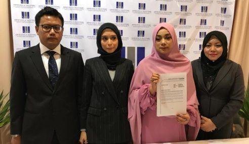 Linda Rafar Saman 100 Netizen, Tuntut Mohon Maaf