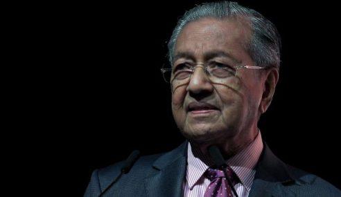 Mahathir Menghadap Sultan Johor Hari Ini