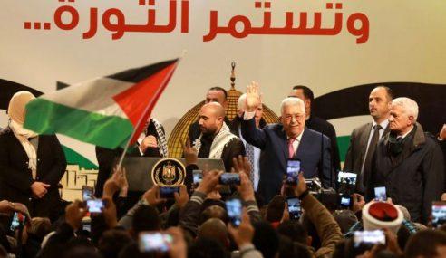 Fatah Syor Bentuk Kerajaan Perpaduan Palestin