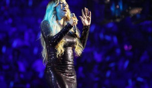 Mariah Carey Buat Persembahan Di Arab Saudi