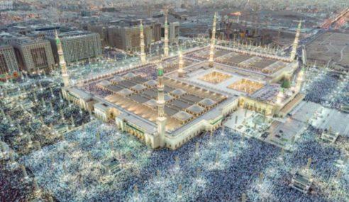 Arab Saudi Keluar 2.78 Juta Visa Umrah