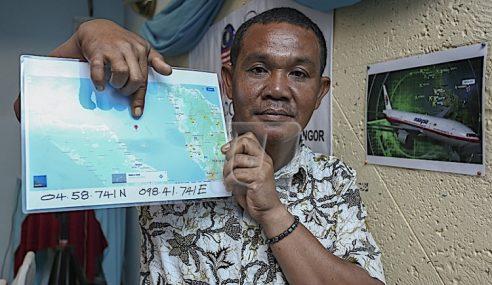 Nelayan Indonesia Dedah Nampak MH370 Terhempas