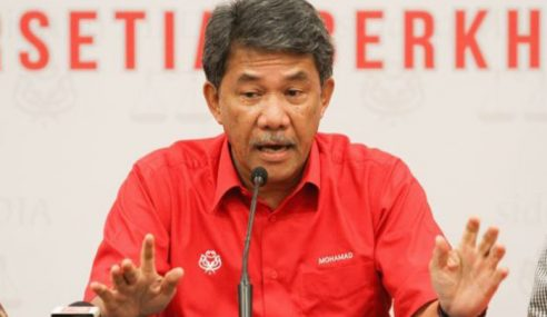 UMNO Jangan Ambil Kesempatan Video Seks