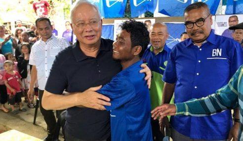Najib Pun Cari Kaunter 'Claim' Duit Minyak Dari PH
