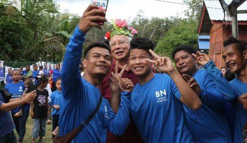Kisah Orang Asli Teruja Dapat Jumpa Najib