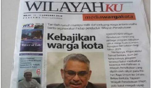 Giliran Khalid, Saifuddin Teruk Disindir Najib