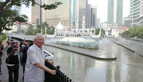 Projek Sungai KL Idea Najib Antara 10 Terbaik Dunia