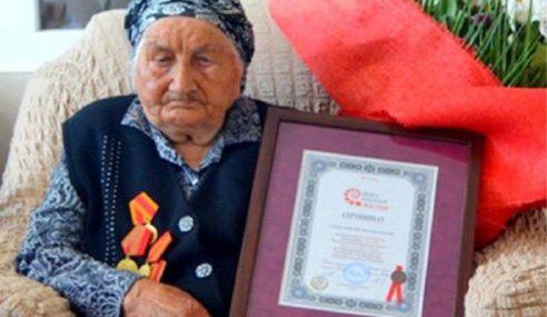 Wanita Dipercayai Manusia Tertua Mati Usia 128 Tahun