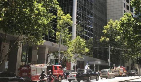Bungkusan Curiga Ke Konsulat Asing Di Australia