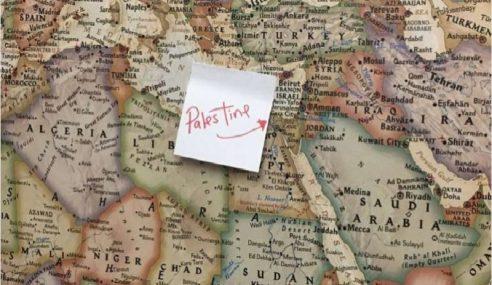 Ahli Kongres Islam AS Buang Israel Dalam Peta