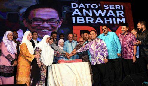 Barisan Kepimpinan PKR Jangan Takbur Dengan Kuasa