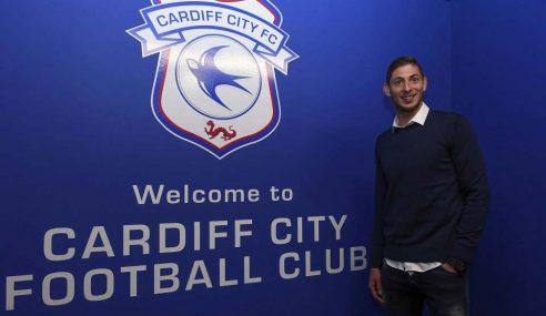 Pesawat Dinaiki Bintang Baharu Cardiff City Terhempas