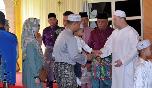 Rakyat Kelantan Hormati Keputusan Sultan Muhammad V
