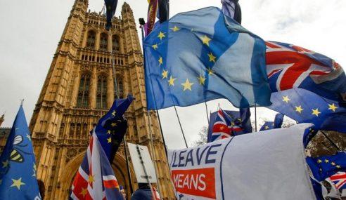 Parlimen Britain Tolak Perjanjian Brexit Dengan EU