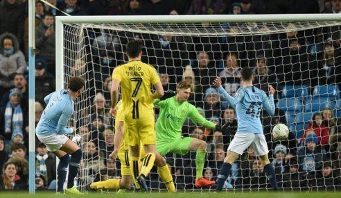 Manchester City Belasah Lawan Sebab Hormat
