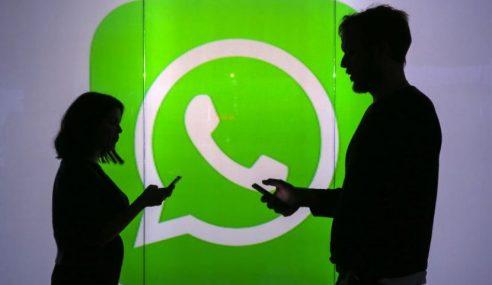 WhatsApp Had 5 Penerima Mesej Sekat Berita Palsu