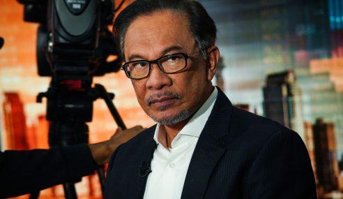 Anwar Jangka Jadi PM Tidak Sampai 2 Tahun Lagi