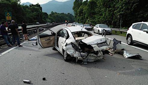 15 Lokasi Kemalangan Maut Dikenal Pasti Di Perak