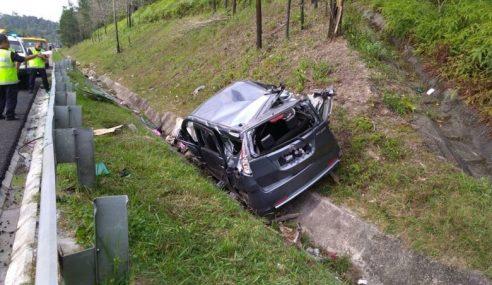 1,564 Kemalangan Di Selangor Dalam Tempoh 3 Hari