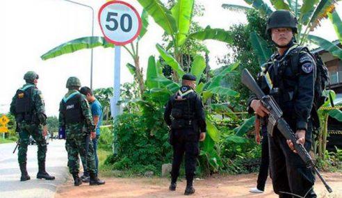 Mara Patani Gantung Rundingan Damai Kerajaan Thai