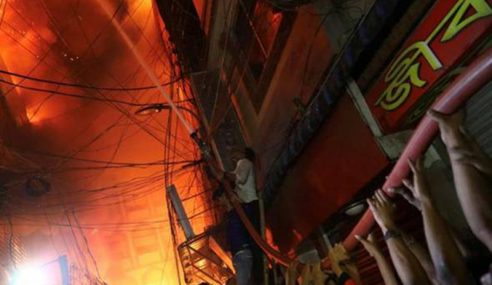 Insiden Kebakaran Di Bangladesh Ragut Lebih 40 Nyawa