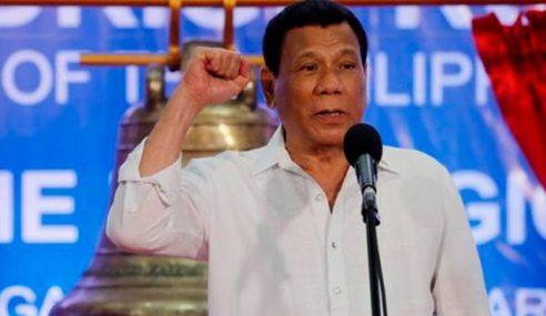 Duterte Cadang Ubah Nama Filipina Kepada 'Maharlika'