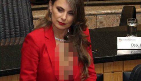 MP 'Seksi' Ketika Angkat Sumpah Terima Ugutan Rogol