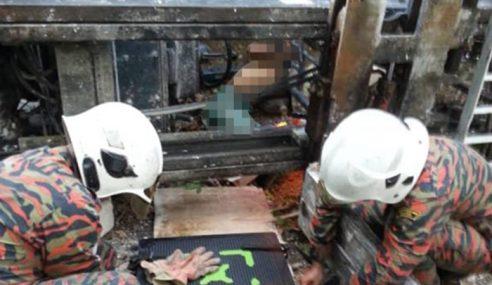 Lelaki Bangladesh Maut Dihempap Forklift