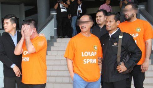 Bekas CEO Antara 3 Direman Rasuah Projek RM3 Juta