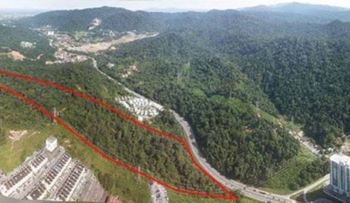 Bersihkan Hutan Gombak Untuk Projek PKNS Dibantah