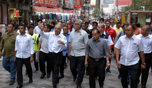DBKL Tegas Uruskan Sepenuhnya Bazar Ramadan